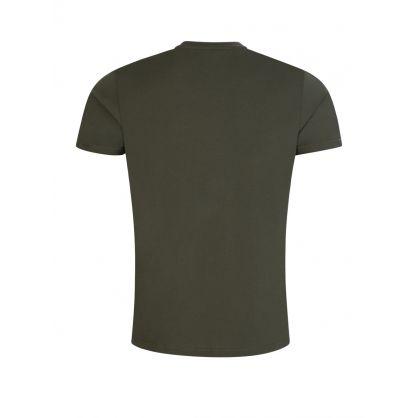 Green Basic Logo T-Shirt
