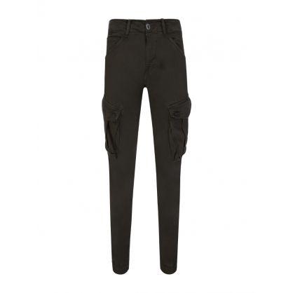 Grey Spy Pants