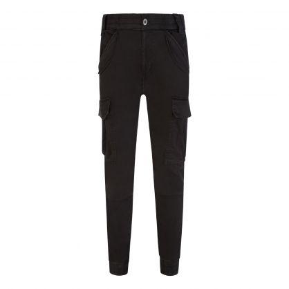 Black Airman Trousers