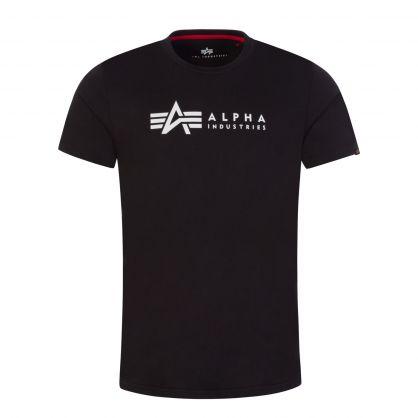 Black Alpha Label T-Shirts 2-Pack