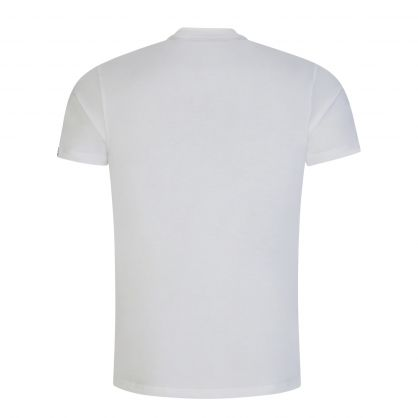 White Rainbow Reflective NASA T-Shirt