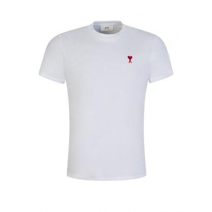 AMI de Coeur White T-Shirt