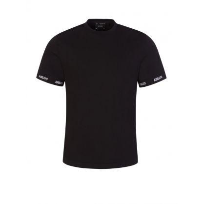 Black Feature T-Shirt