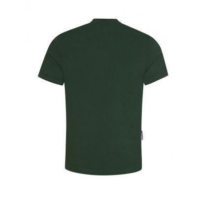 Green Single Bee Bird T-Shirt
