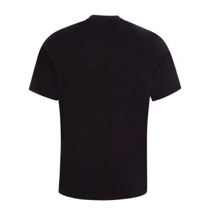 Black Rouge Bee Bird T-Shirt