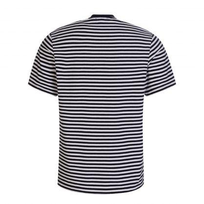 Black/White Rouge Bee Bird T-Shirt