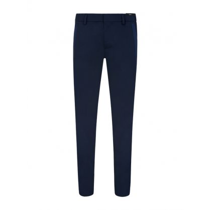 Navy Rogan4-1 Trousers