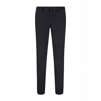 Black Slim-Fit Kaito1 Chinos