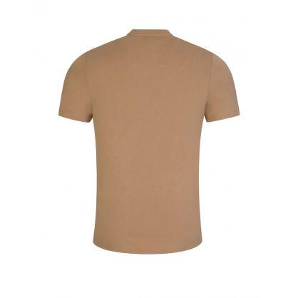 Beige Tiburt T-Shirt