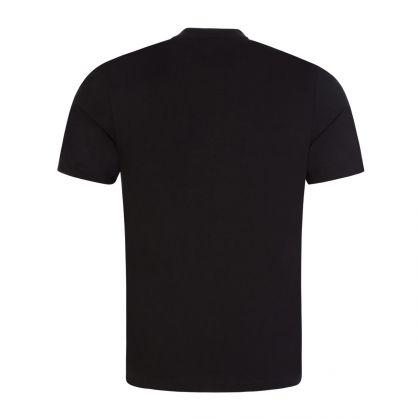 Black Tiburt 244 Logo T-Shirt