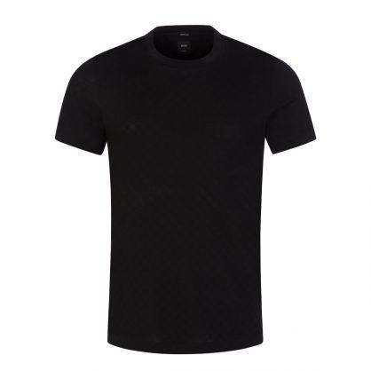 Black T-Tesar 31 T-Shirt
