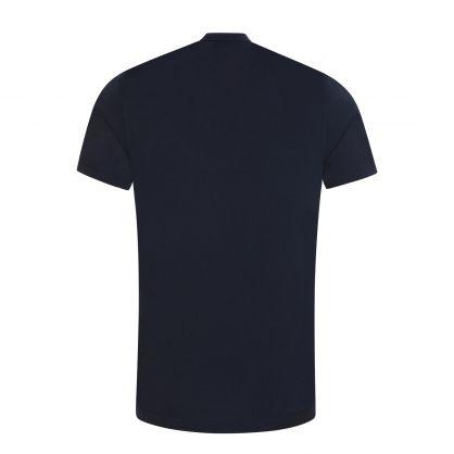 Navy Slim-Fit T-Shirt