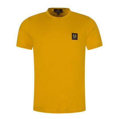 Gold Slim-Fit T-Shirt