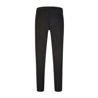 Grey Wool Willhelm5 Trousers