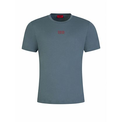 Menswear Grey Durned203 T-Shirt