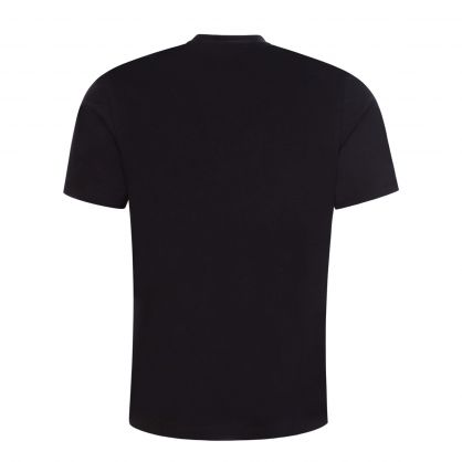 Black Eco-Friendly Recot²® Cotton T-Shirt