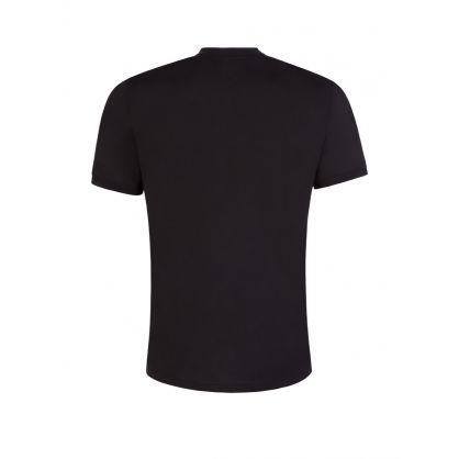 Black Diragolina T-Shirt