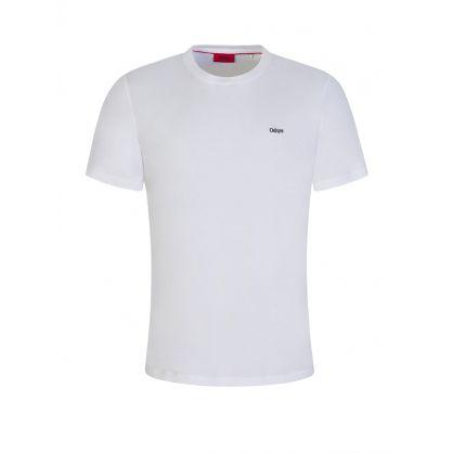 White Dero211 T-Shirt