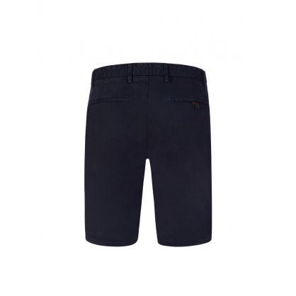 Dark Blue David Shorts