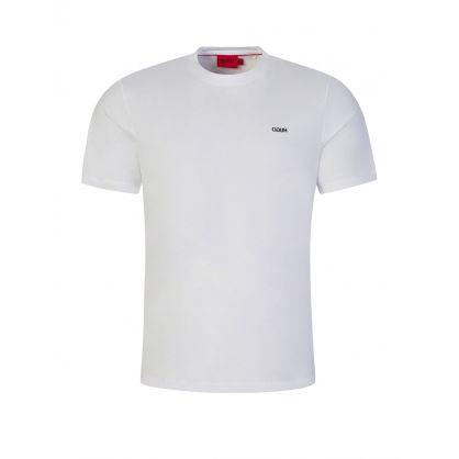 White Dero212 T-Shirt