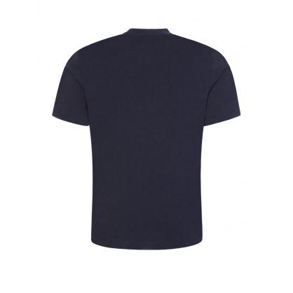 Dark Blue Dolive212 Logo T-Shirt