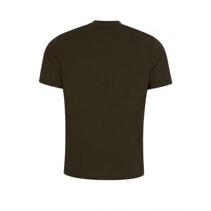 Dark Green Dolive 212 T-Shirt
