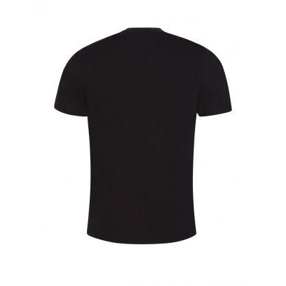 Black Dolive Logo T-Shirt