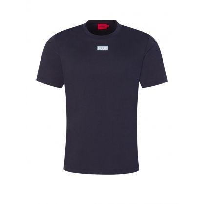 Black Durned212 Logo T-Shirt