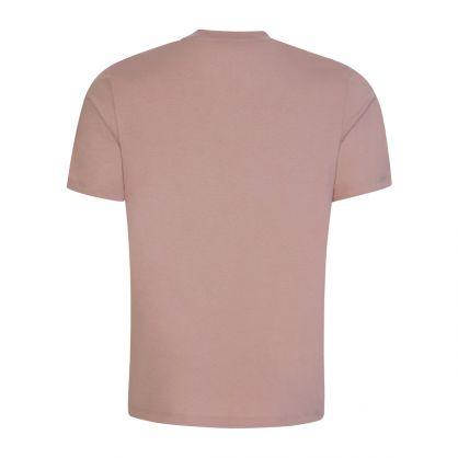 Pink Dolive213 Logo-Print T-Shirt