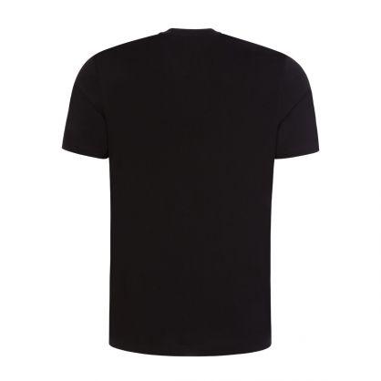Black Dolive Logo-Print T-Shirt