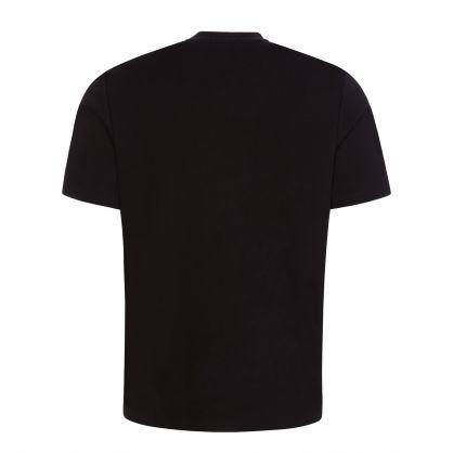 Black Dorkshire Chest Logo T-Shirt