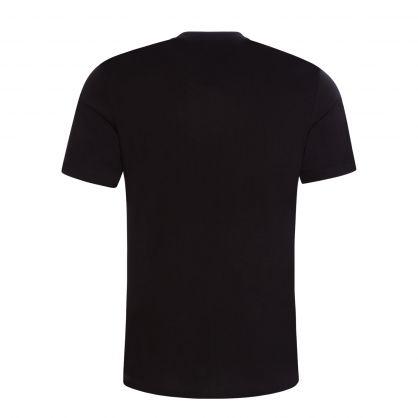 Black Logo-Box-Print Dolive214 T-Shirt