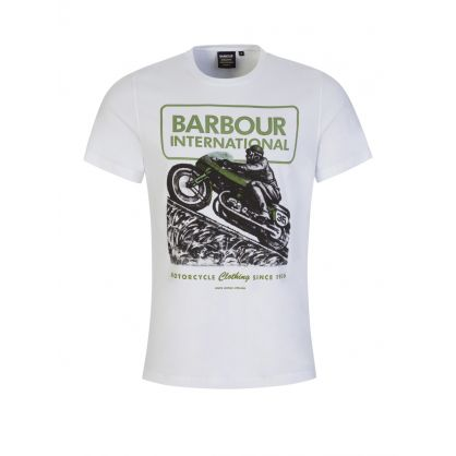 White Archive Downforce T-Shirt