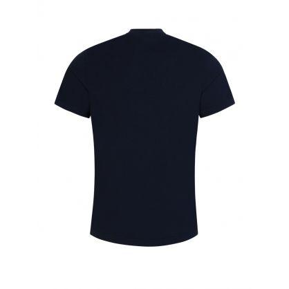 Navy Steering T-Shirt