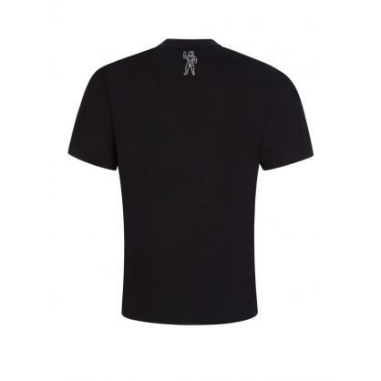 Black Magnetic Logo T-Shirt