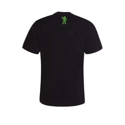 Black Neon Green Logo T-Shirt