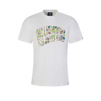 White Camo Logo T-Shirt