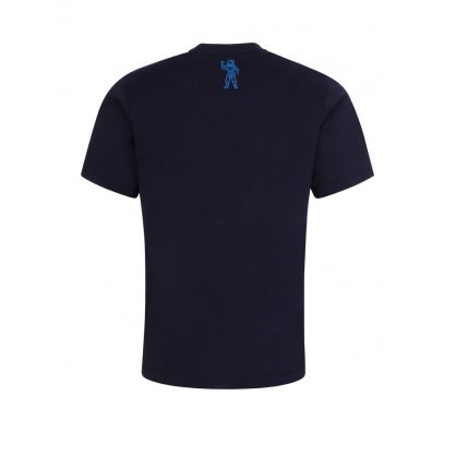 Navy Camo Logo T-Shirt