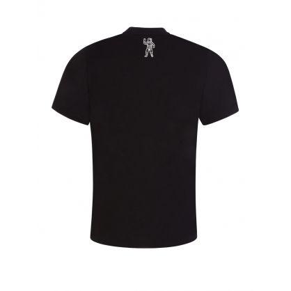 Black EU Logo T-Shirt