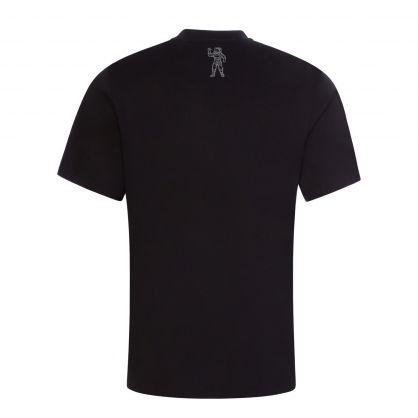 Black Stencil Logo T-Shirt