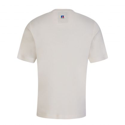 Off White Relaxed-Fit Exclusive Logo T-Shirt
