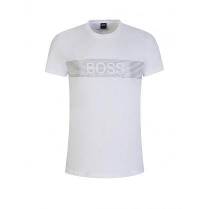 White Beachwear RN Special T-Shirt