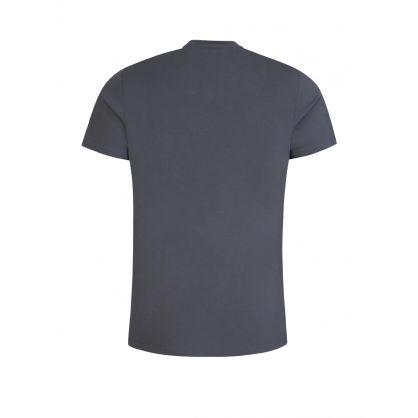 Grey Beachwear Sun Protection T-Shirt