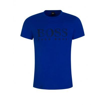 Blue UV Sun Protection T-Shirt