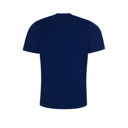 Dark Blue Bodywear Mix + Match Logo T-Shirt