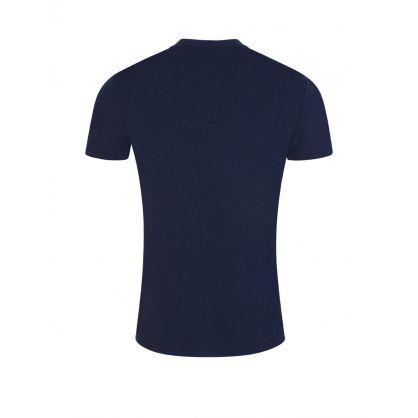 Navy Slim Fit UV T-Shirt