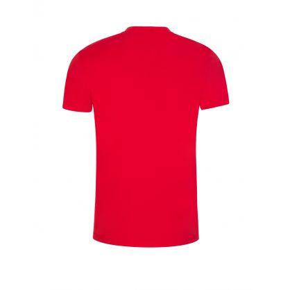 Red Slim Fit UV T-Shirt