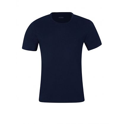 3-Pack Lounge T-Shirts in Navy, Grey and Black