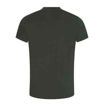Dark Green UV Sun Protection T-Shirt