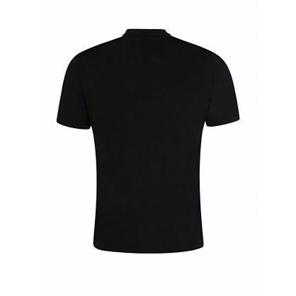 Black Split Logo T-Shirt